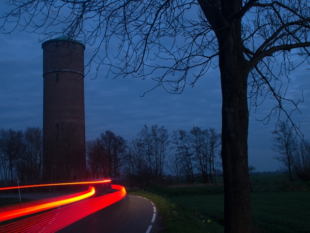 Cees van Vliet - Achterlicht