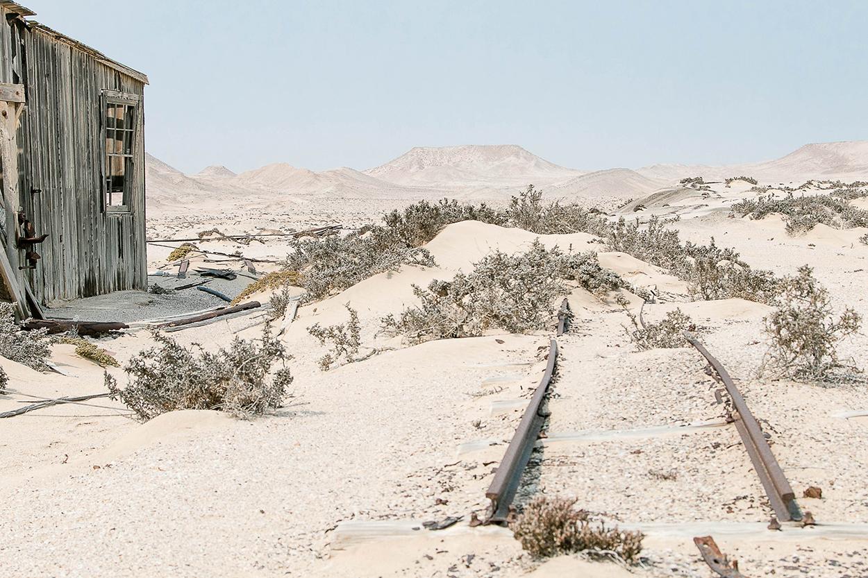 PF Lidy - Sperrgebiet Namibie