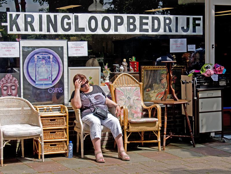 Ad van Hulten - Netersel Kringloopwinkel